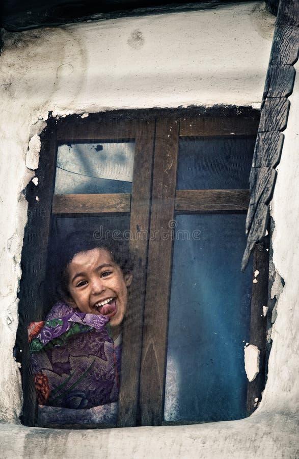 dziecko Yemen fotografia stock