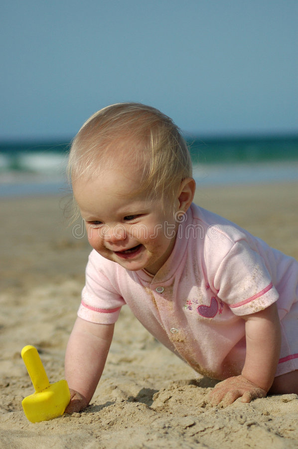 dziecko zabawy lato obrazy stock