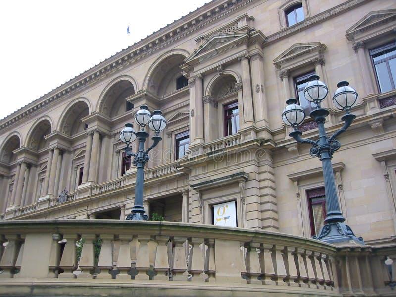dziedzictwo budynku. obraz royalty free