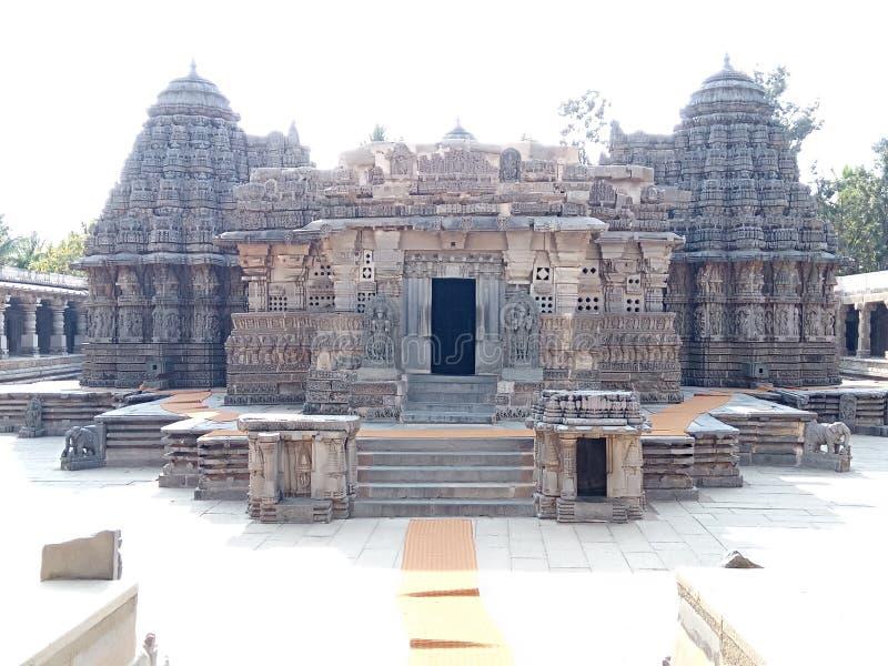 dziejowa świątynia obraz royalty free