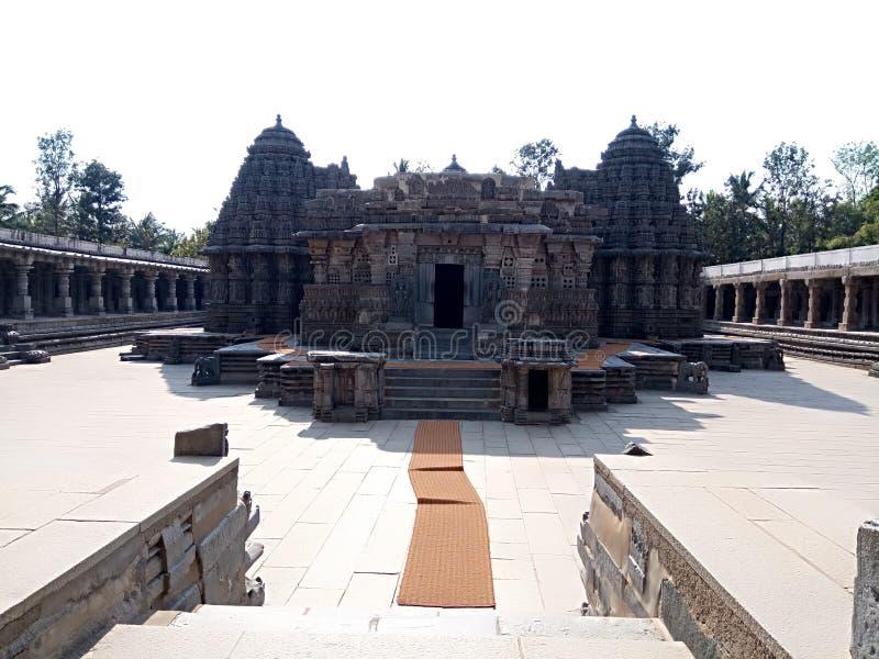 dziejowa świątynia zdjęcia royalty free