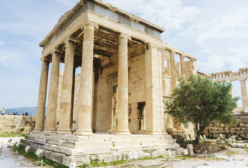 Dziejowi zabytki i świątynie w Europejskich capitals Ruiny i przyciągania, wycieczka Europa obrazy stock