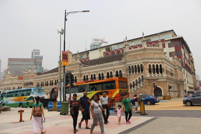 Dziejowy budynek obrazy royalty free