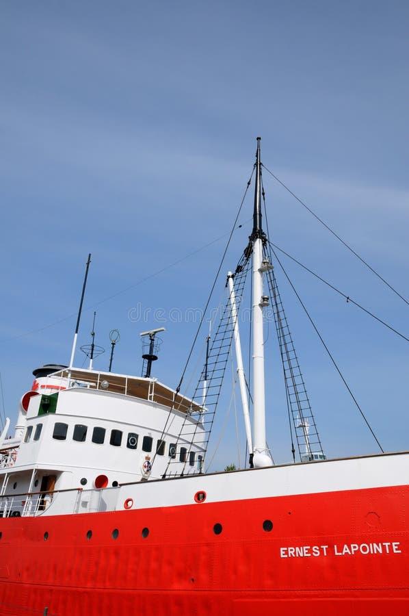 Dziejowy morski muzeum L wysepki sura mer zdjęcie stock