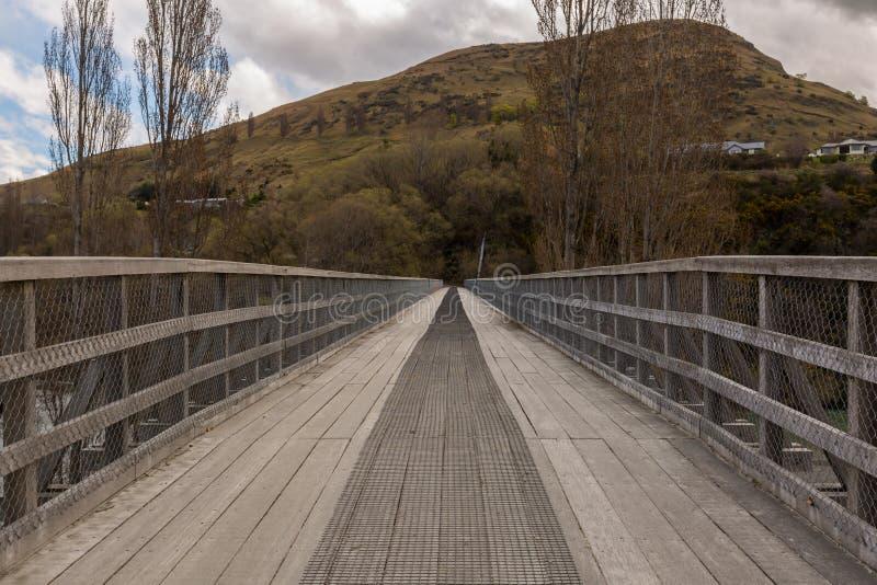 Dziejowy most obraz stock