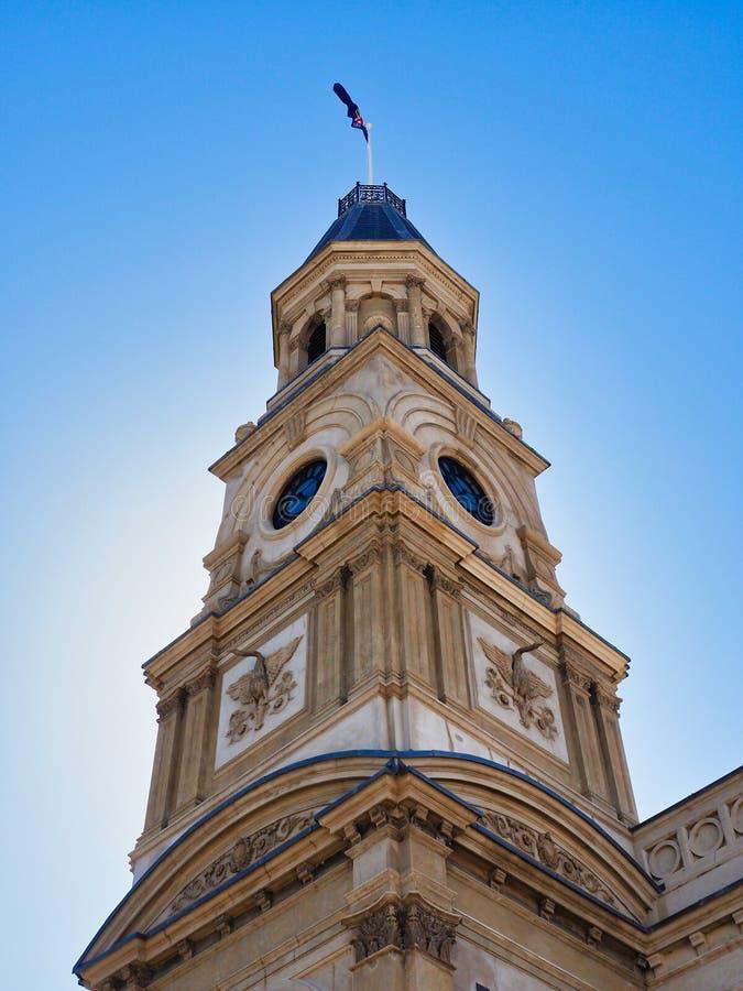 Dziejowy xix wiek kościół, Fremantle, zachodnia australia obraz royalty free