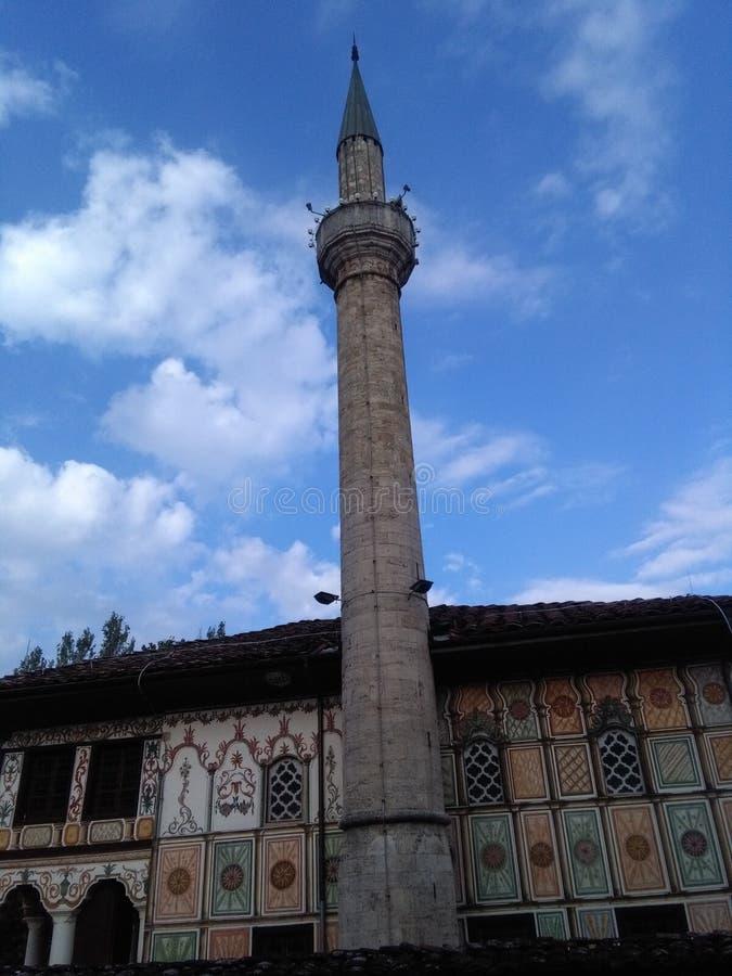 Dziejowy zabytek w Tetovo (0) Macedonia fotografia royalty free