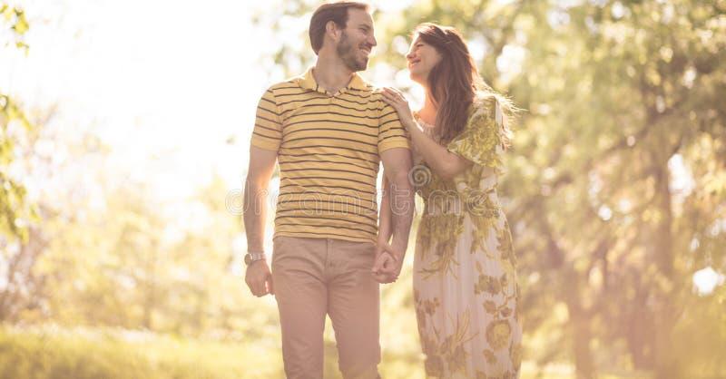 Dzieli twój miłości z inną osobą zdjęcie royalty free