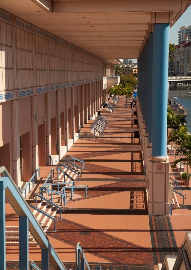 dzielnica biznesu Tampa zdjęcie stock