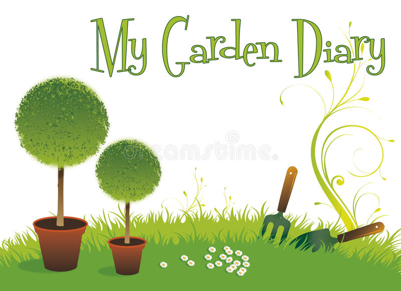 dzienniczka ogród