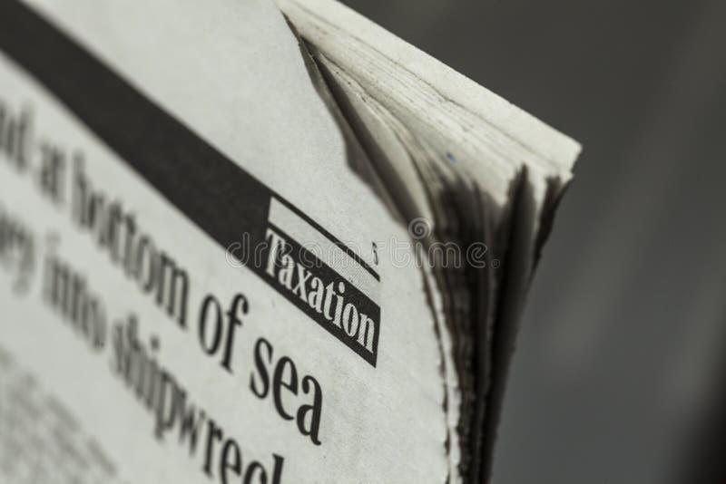 dziennikarski obraz royalty free