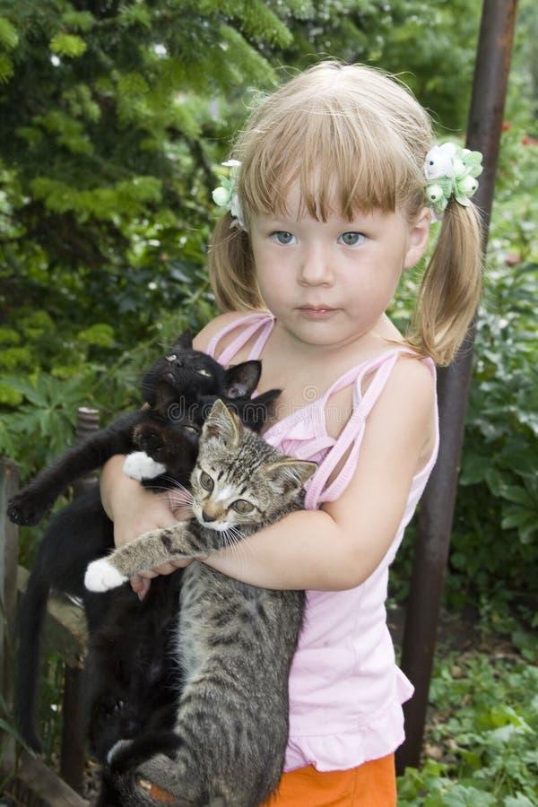 dziewczyn figlarki zdjęcie stock