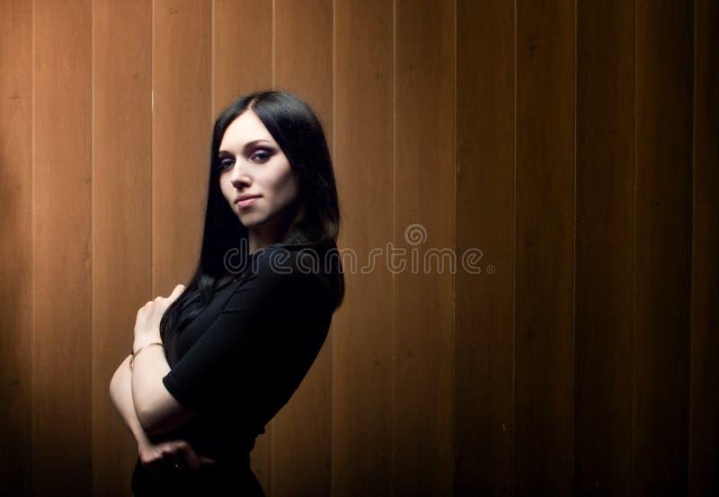 dziewczyn piękni potomstwa obraz stock
