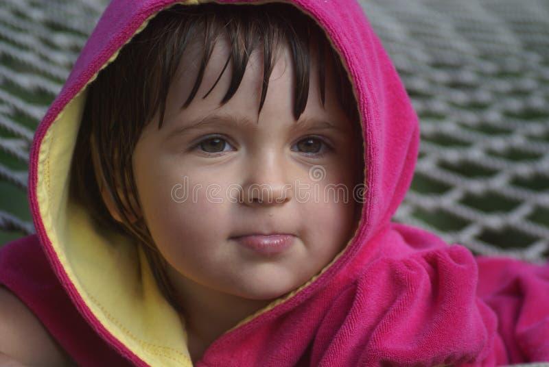 dziewczyn potomstwa obraz stock