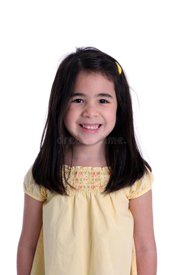 dziewczyn potomstwa zdjęcia stock
