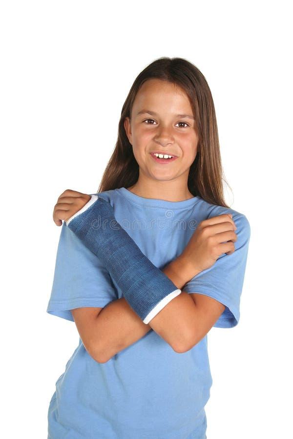 dziewczyn potomstwa zdjęcia royalty free