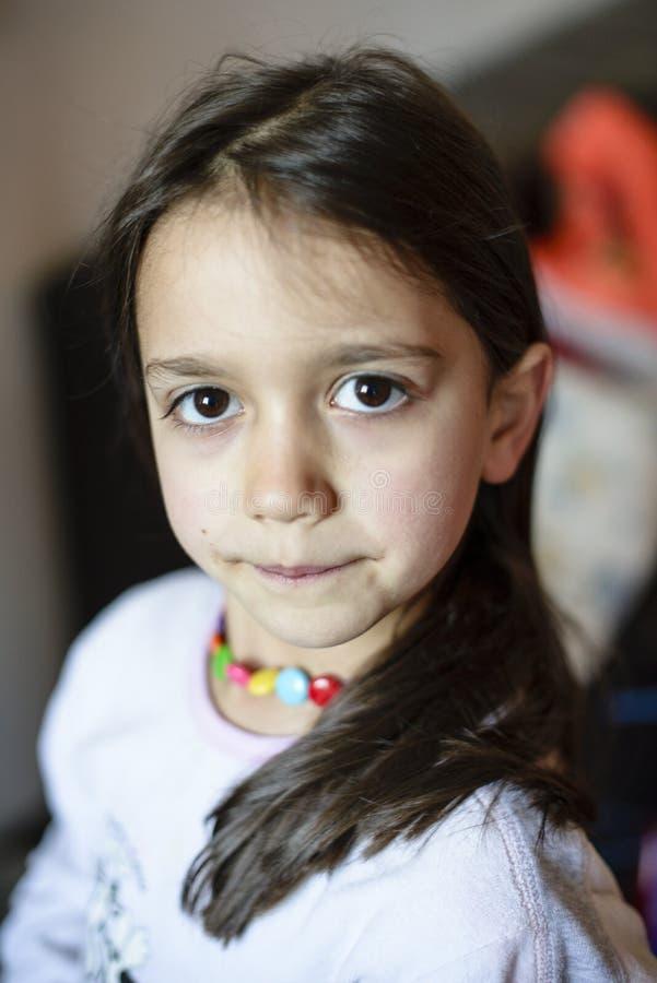 5 dziewczyn stary portreta rok obraz royalty free