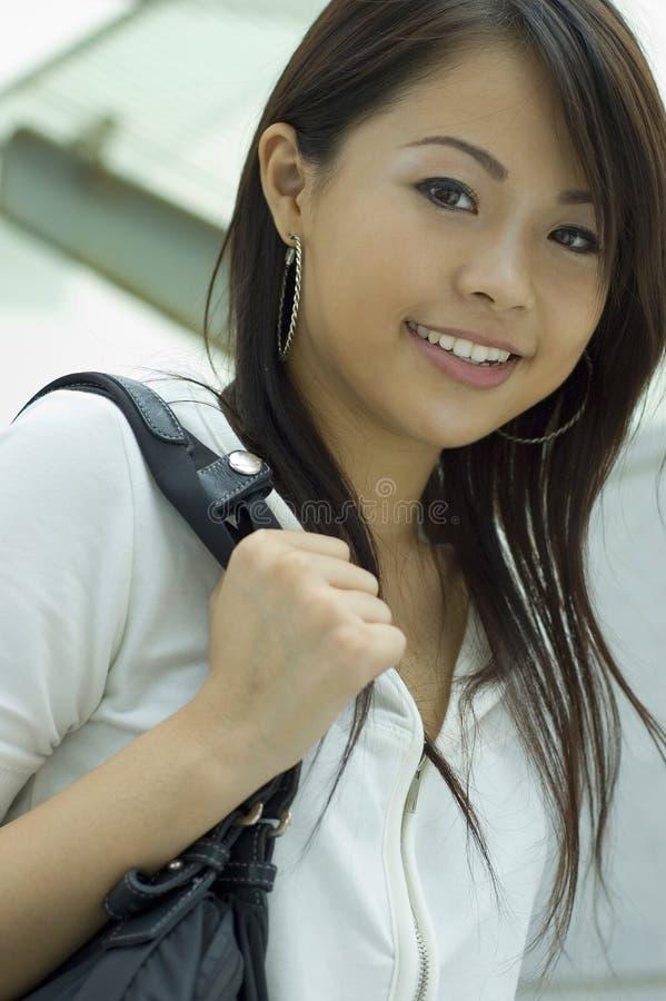 dziewczyna azjatykcia fotografia royalty free