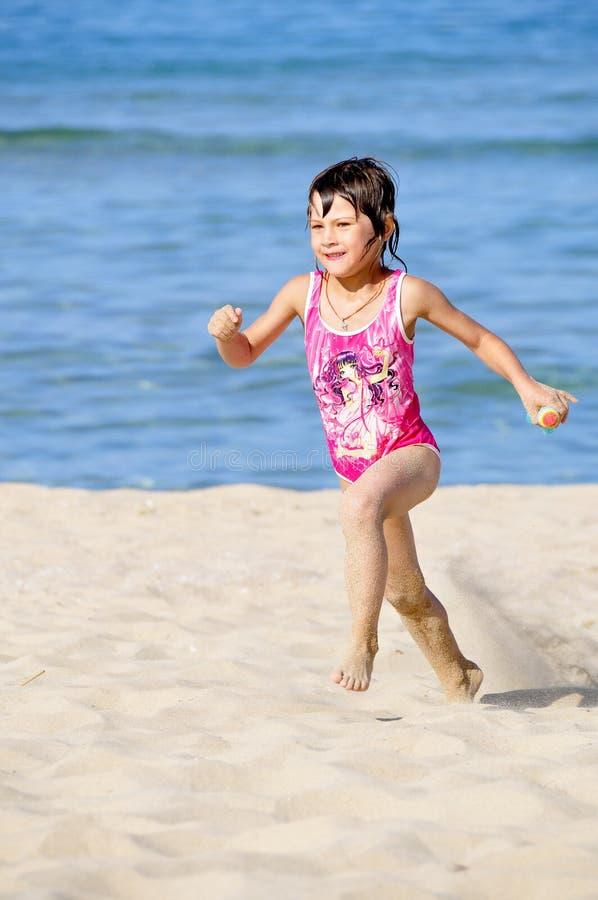 dziewczyna bieg zdjęcie royalty free
