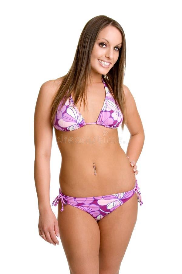 dziewczyna bikini obrazy royalty free