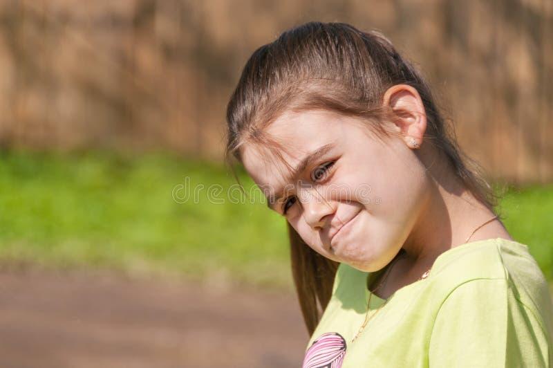Dziewczyna Hamming obrazy stock