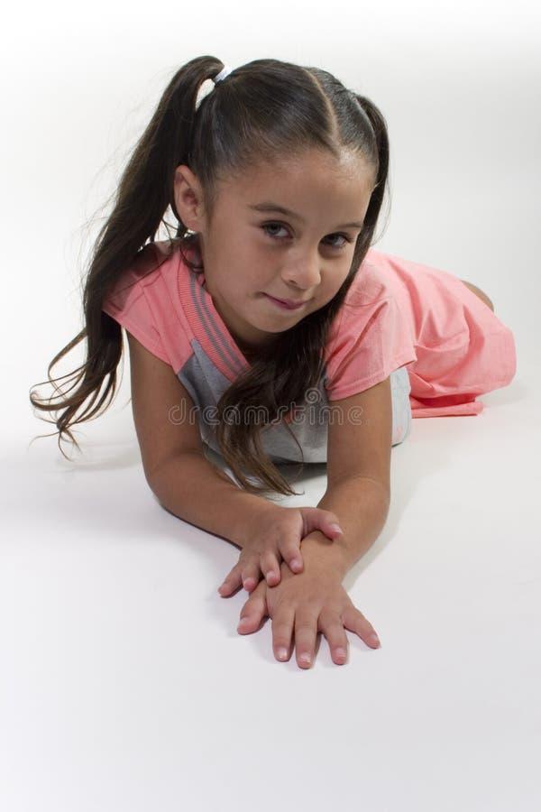 dziewczyna latynos obraz stock