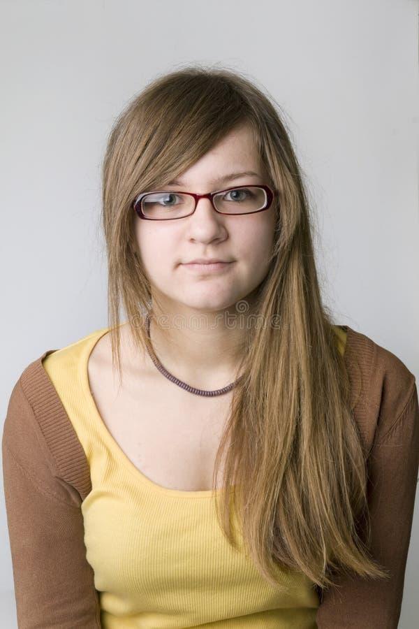 dziewczyna nastolatek obraz stock