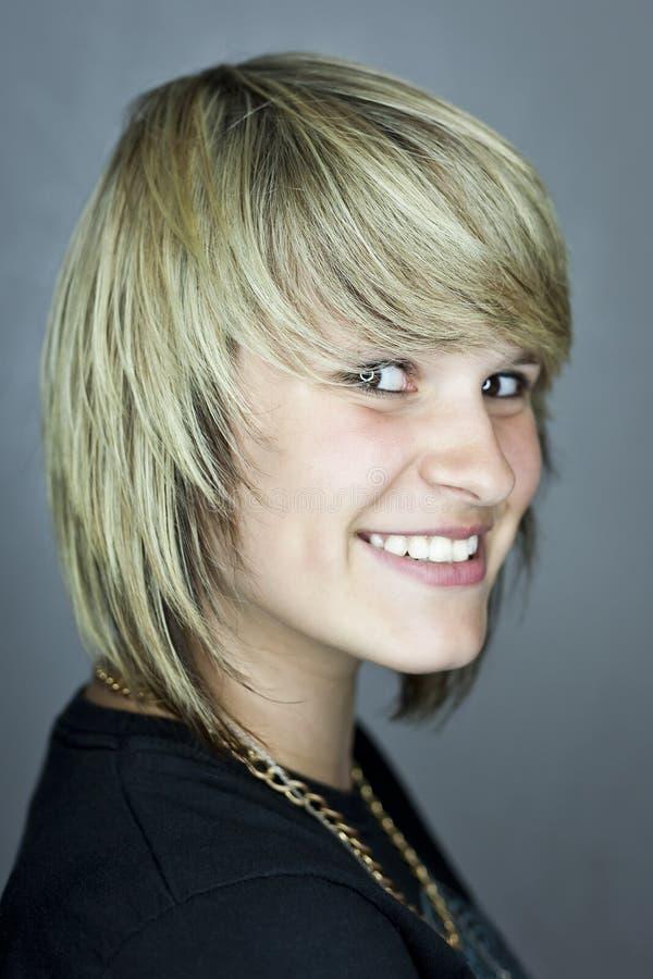 dziewczyna nastolatek obrazy royalty free