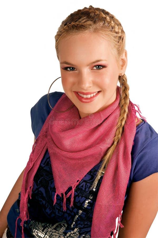 dziewczyna nastoletnia zdjęcia stock