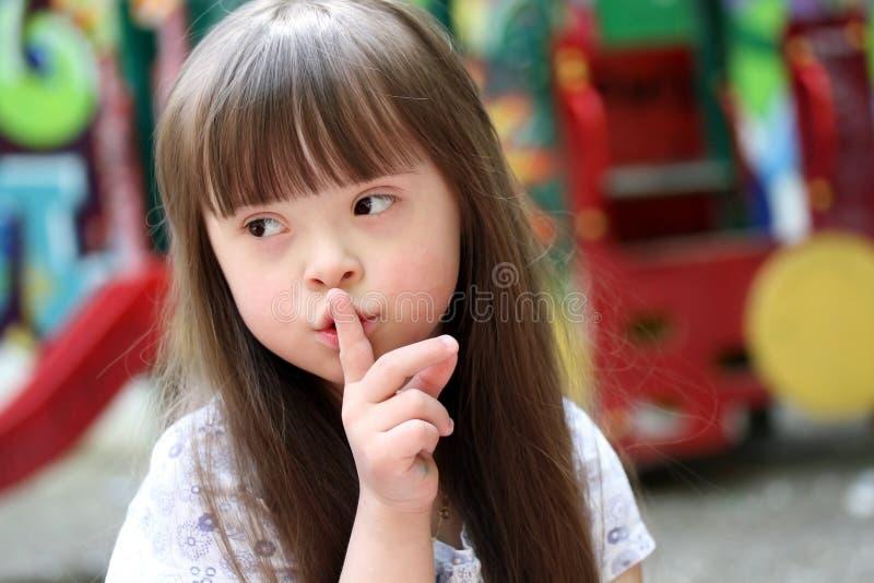 dziewczyna portret fotografia stock
