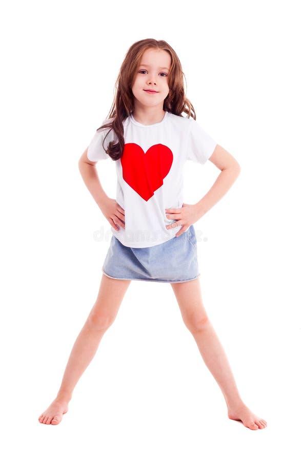 dziewczyna szczęśliwa zdjęcie royalty free