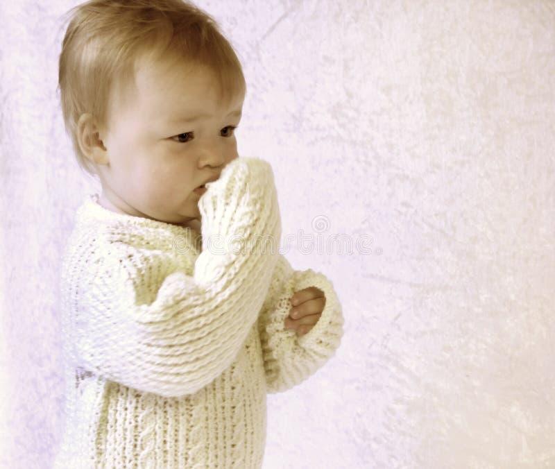 Download Dziewczynka zdjęcie stock. Obraz złożonej z ręka, poza - 128596