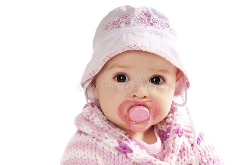 Download Dziewczynka obraz stock. Obraz złożonej z piękny, dziecko - 16513785
