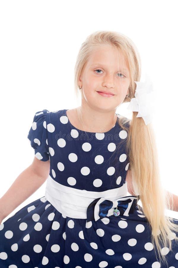 dziewczyno, blond fotografia stock