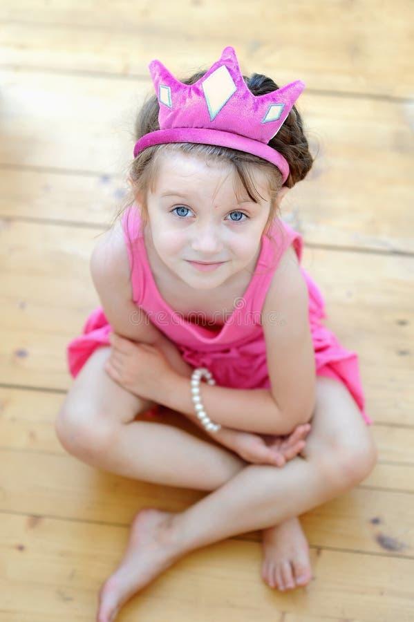 dziewczyny ładny tiary berbeć zdjęcia royalty free