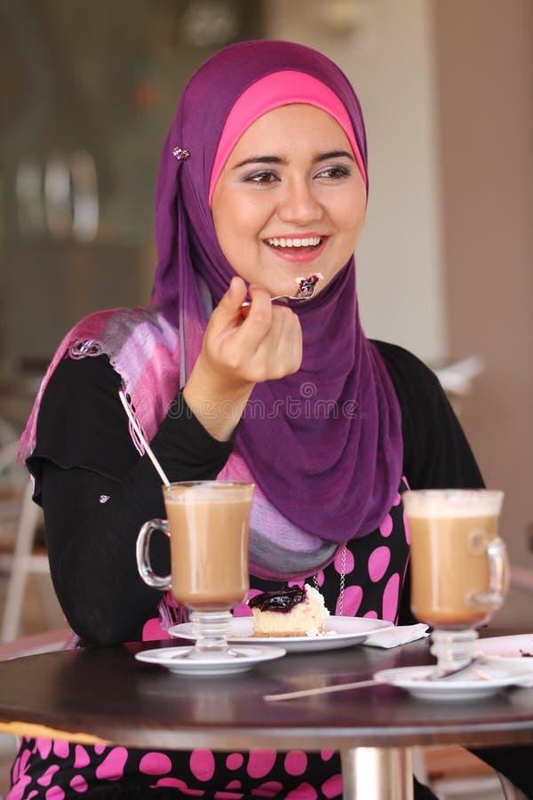 dziewczyny życia muslim fotografia royalty free