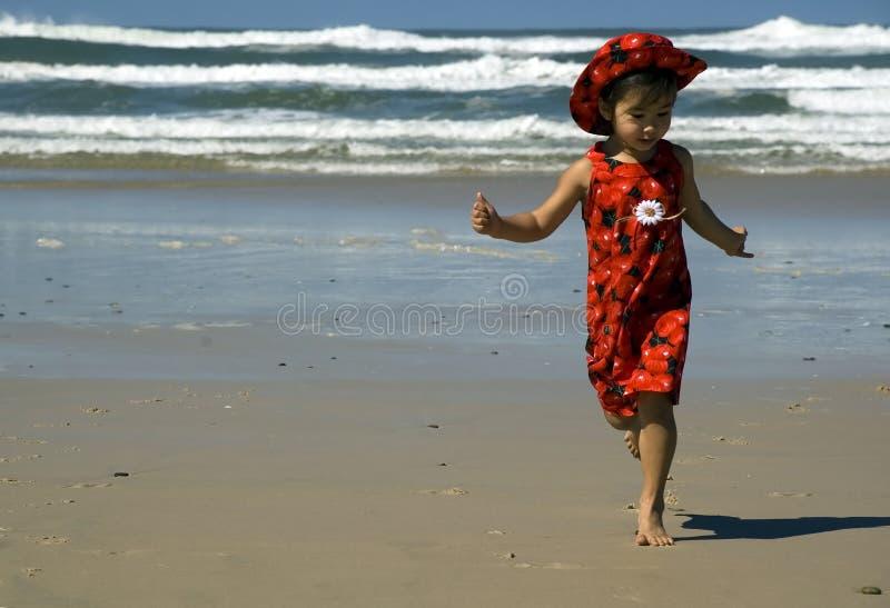 dziewczyny 03 czerwony zdjęcia royalty free