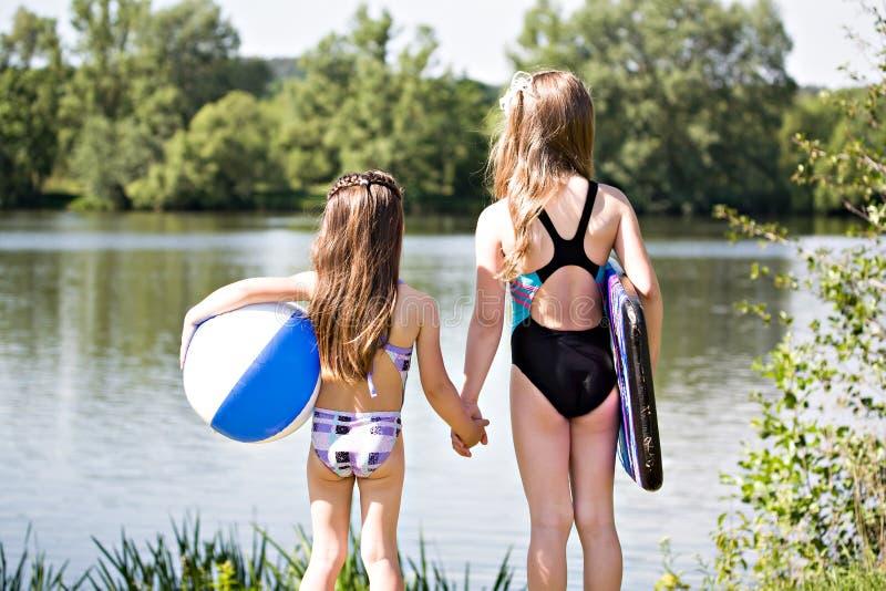 Dziewczyny fotografia stock