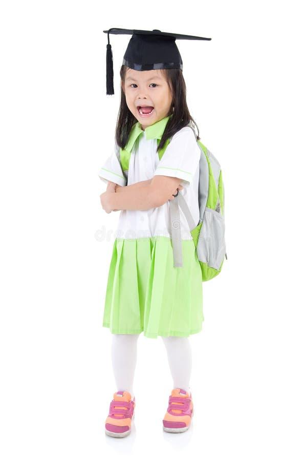 dziewczyny azjatykcia szkoły fotografia royalty free