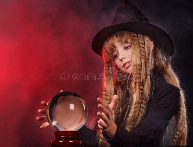 dziewczyny balowy krystaliczny mienie zdjęcia stock