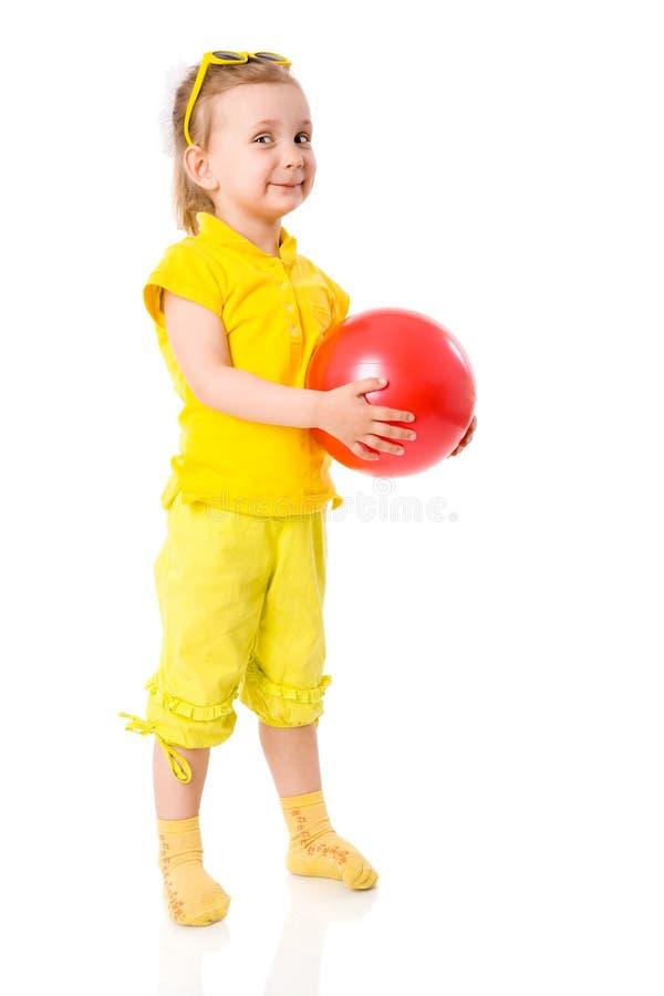 dziewczyny balowy mienie zdjęcie royalty free