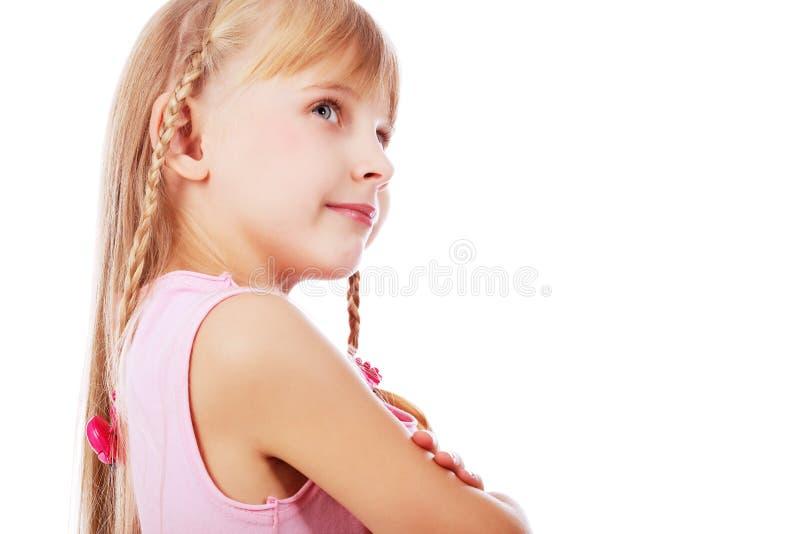 dziewczyny główkowanie zdjęcia stock