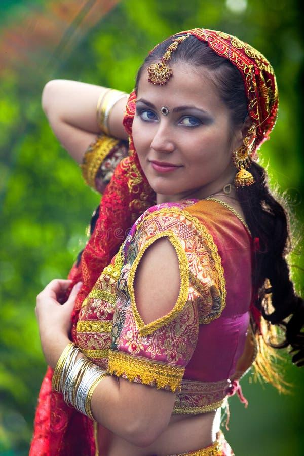 dziewczyny hindusa potomstwa zdjęcia stock