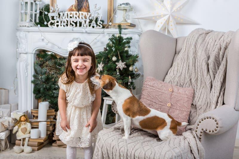 Dziewczyny i psa homoseksualisty przyjaciele obrazy royalty free