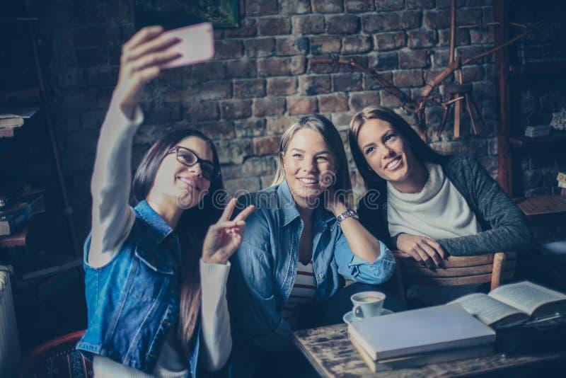 Dziewczyny jaźni portret fotografia stock