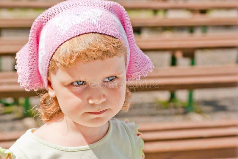 dziewczyny ja target1950_0_ mały obrazy royalty free