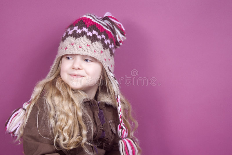 dziewczyny ja target349_0_ mały obrazy stock