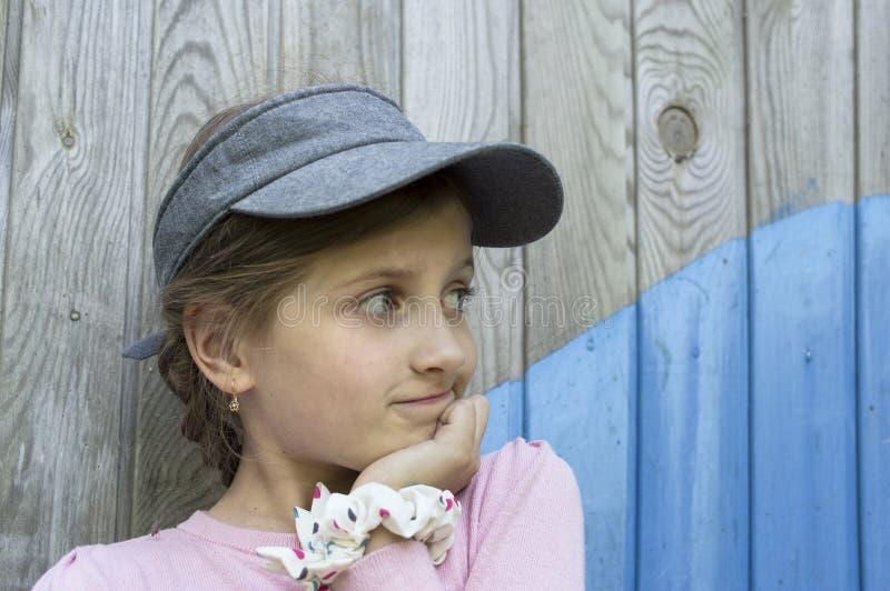 Dziewczyny marzycielka obrazy stock