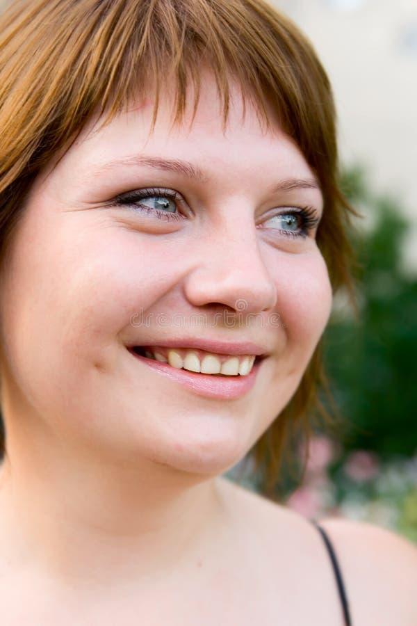 dziewczyny portreta ładni potomstwa zdjęcia royalty free