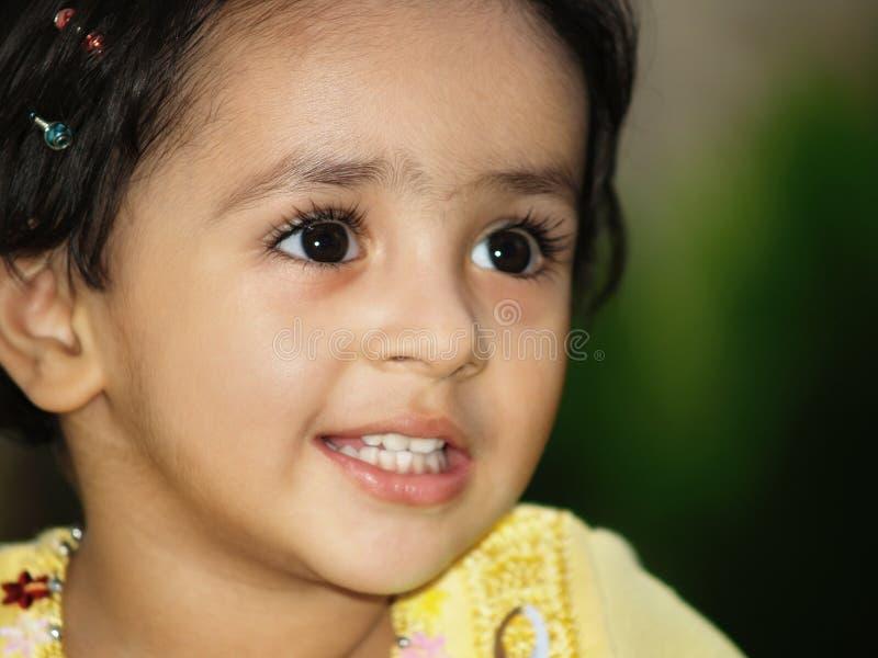 dziewczyny się uśmiecha fotografia royalty free